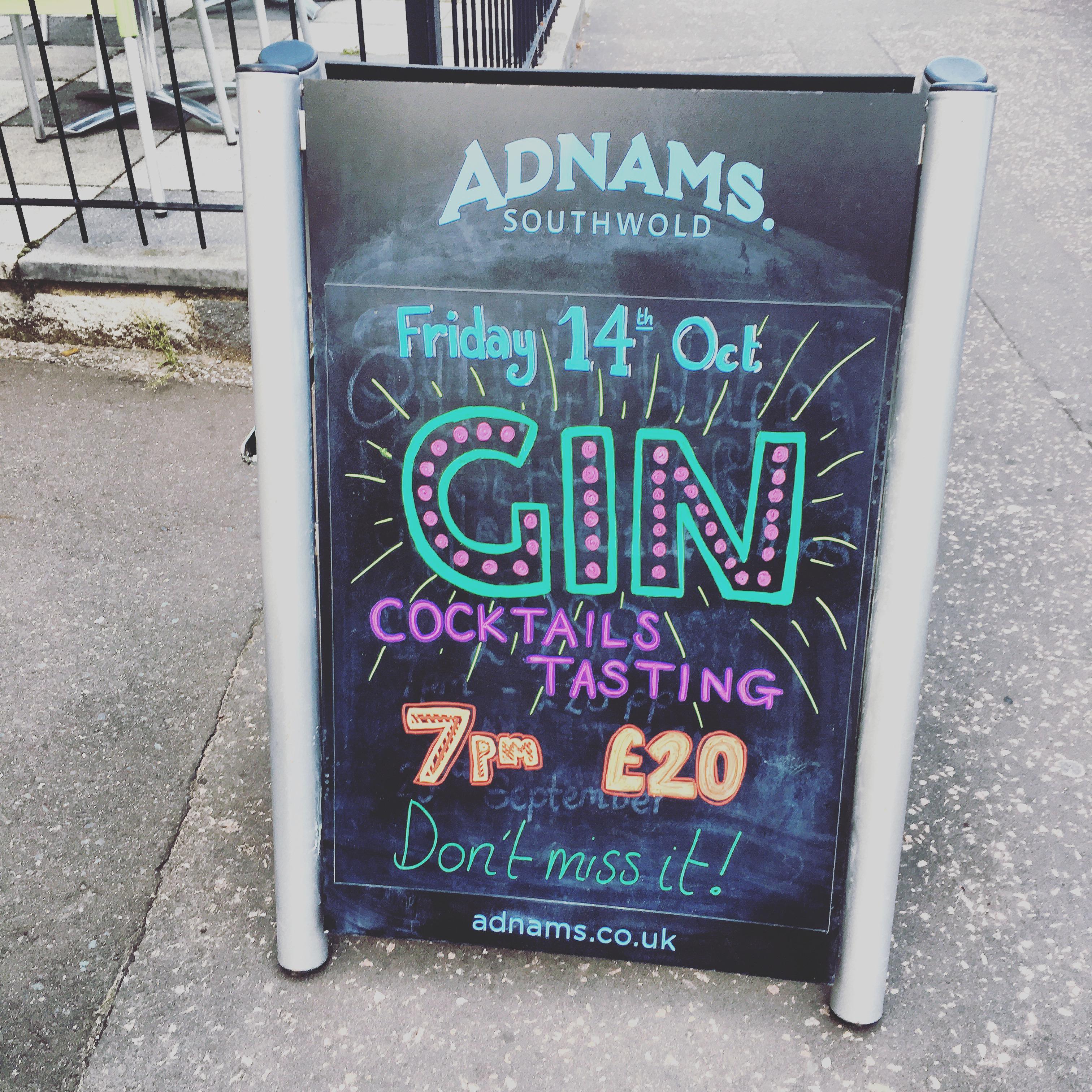 Norwich Cocktail Week Begins!